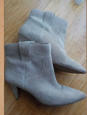 💗💗  Nine West Leather Boots  //  Size  7.5  💗💗