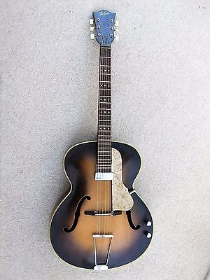 Hofner Guitar:CongressVintage 1960s:Archtop.Electro-acoustic:Excellent condition