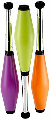 Eureka Acrobat Junior Juggling Clubs (Set of 3)