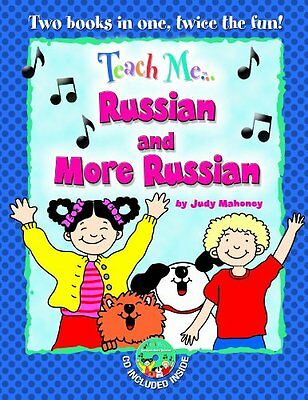 Teach Me... Russian and More Russian: A Musical Journey Through the Day