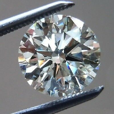 BUY CERTIFIED .091 cts. Round Cut White-F/G Color Loose Real/Natural Diamond 1G