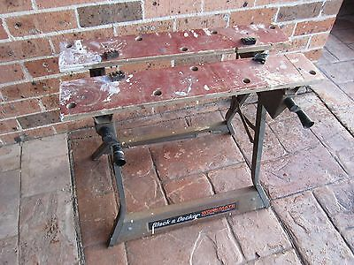 Black and Decker workmate