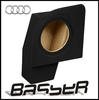 Audi A4 B6/B7 Avant Fit-Box subwoofer enclosure