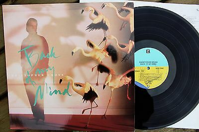 925 685 - Christopher Cross - Back Of My Mind - A Reprise Stereo Lp From 1988