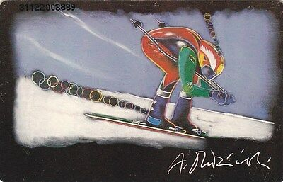 P 24 A aus 12.91 / Olympia 1992 / in voll mint