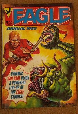 Eagle Annual 1986 Excellent Condition