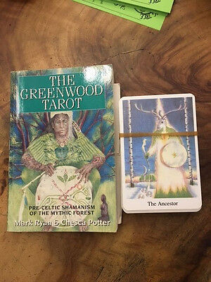 Greenwood Tarot Full Set