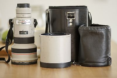 Canon 300mm f2.8 Non IS USM Lens