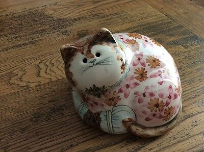 Cinque Ports Pottery The Monestery Rye Cat