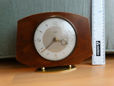 Vintage Bentima 8 Day Mantle Clock
