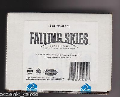 Falling Skies Season 1 2012 Rittenhouse Archives Sealed Premium Trading Card Box