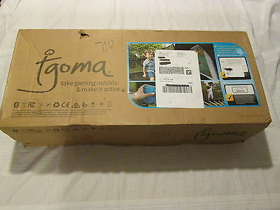 Tgoma Springfree Trampoline Outdoor Interactive Digital Gaming System NEW $500