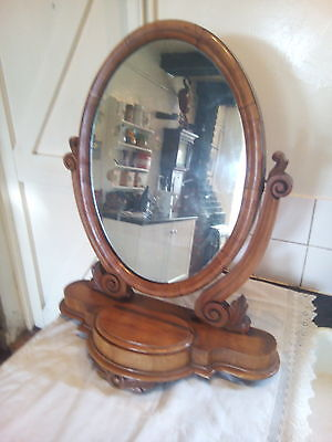 Victorian  Dressing  Table  Miror