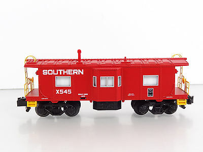 Lionel American Flyer S Gauge Southern Bay Window Caboose Lighting 6-48728 New