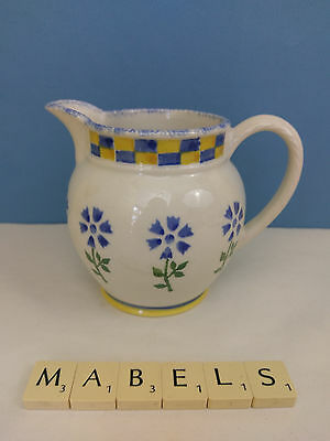 LAURA ASHLEY  ~SPONGEWARE ANNABEL~ milk jug