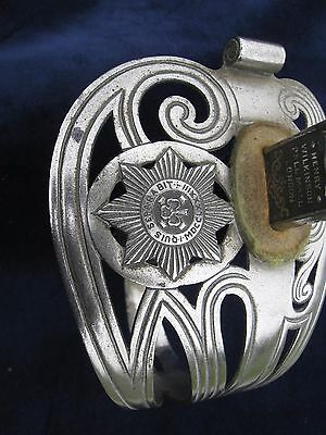 British 1854 Pattern Irish Guards Officers Sword by Wilkinson GRV dated 1917