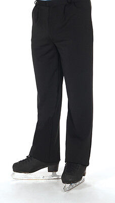 New  Skating JERRY'S 800 Mens Pleated Skating Pants  Made on Order