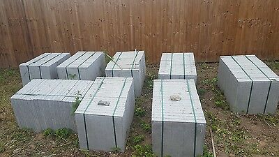 paving slabs 600x600x50mm pack of 20