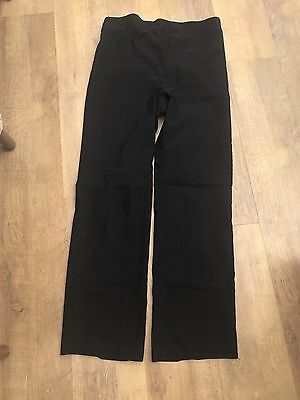 H&M MAMA Black Maternity Trousers - Size L