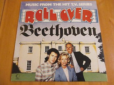 """Roll Over Beethoven - TV Soundtrack - 12"""" Vinyl Record  1980's TV Series"""