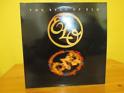 "ELO - The Best Of - 12"" Vinyl LP Record    Jeff Lynne"
