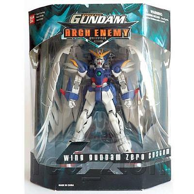 Bandai Big Scale MSIA Arch Enemy Collectors Series Wing Gundam Zero Custom