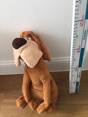 Disney Store Official Lady & Tramp Trusty Soft Cuddly Plush Toy, RARE!!