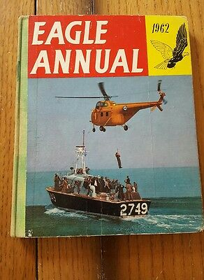 EAGLE ANNUAL 1962 The Eleventh Vintage Book