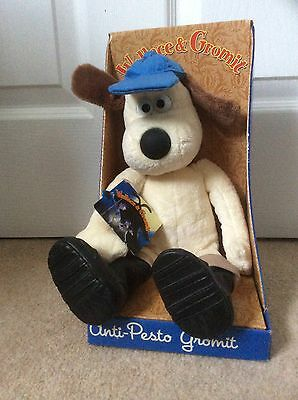 Wallace And Gromit Anti Pesto Gromit