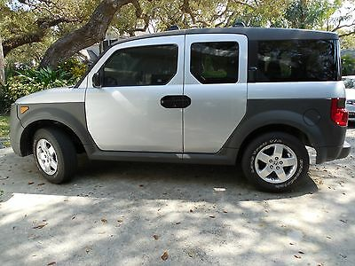 2005 Honda Element EX EX FWD 2005 Auto