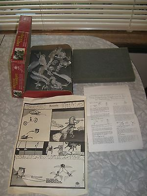 Ral Partha 10-418 GriffIn Chariot WITH BOX INSTRUCTIONS