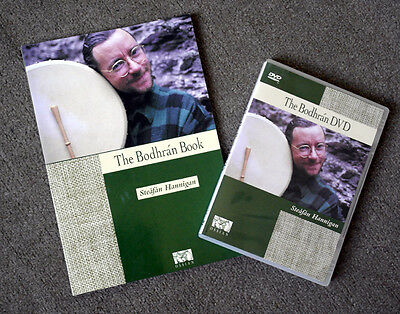 the Bodhran - Stephan Hannigan dvd and book
