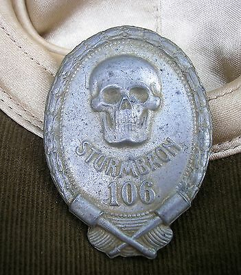 German Badge 106