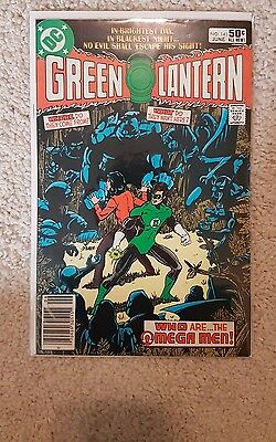 DC Green Lantern 141 1st Omega Men NM