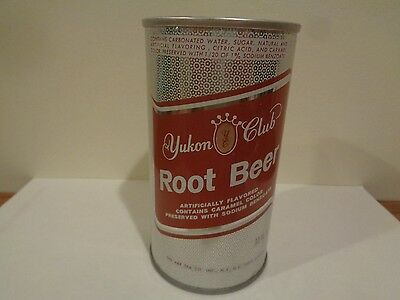 Vintage Yukon Club Root Beer A&P Store 12 OZ Can
