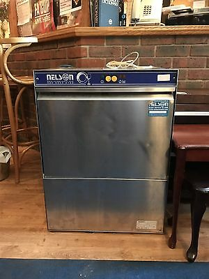 Nelson Glass Washer. W-235mm H-815mm D-625mm