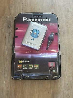 Panasonic RQ-SX47 Stereo Cassette Walkman Boxed New Mint