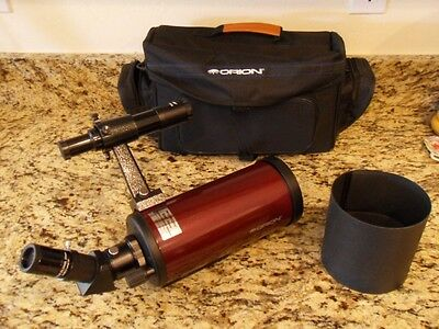 Orion 90mm Apex Maksutov Telescope with Accessories - UPDATED!