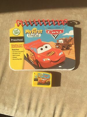 My First LeapPad Book And Cartridge
