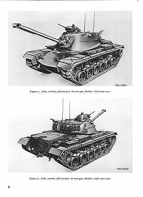 PDF 20 MEDIUM TANK MANUALS 1943-1963 M26 M45 M46 76&90mm HALF-TRACK DVD-ROM