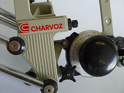 Vintage Charvoz Mechanical Drafting Arm Made in Italy