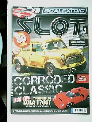 Scalextric Slot Magazine #18 May/June 2016 Ex Shop Stock Mint