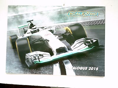 Scalextric 56th Catalogue 2015 Ex Shop Stock Mint Unused