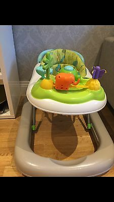 Babies R Us 2 In 1 Baby Walker With Toys Tray