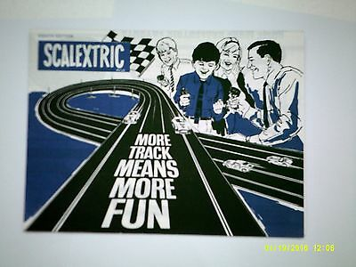 Scalextric 8th Edition Track Circuits & Racing Rules Very Good Condition