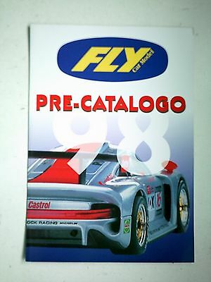 Scalextric FLY 1998 Pre-Catalogue   Ex Shop Stock Slot Cars Mint Condition