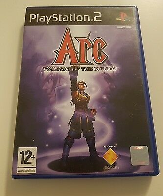 Arc 4 - Twilight Of The Spirits (Sony PlayStation 2, 2004, DVD-Box)