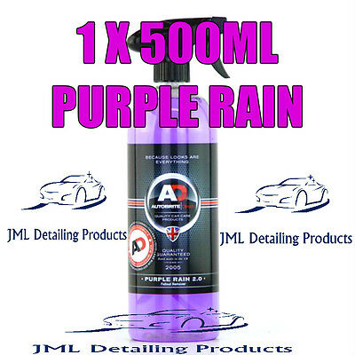 Autobrite Direct Purple Rain 500Ml Alloy Wheel Cleaner Iron Fallout Remover