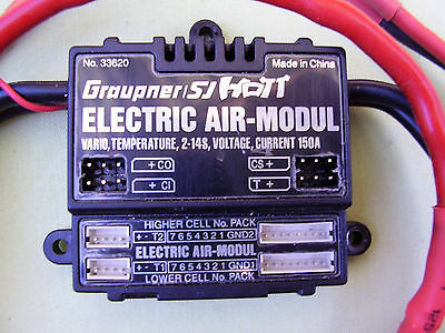 Graupner/SJ Hott Electric Air-Modul 33620