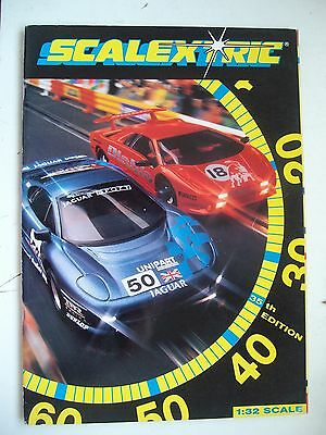 Scalextric 35th Catalogue 1994 Ex Shop Stock Mint Unused